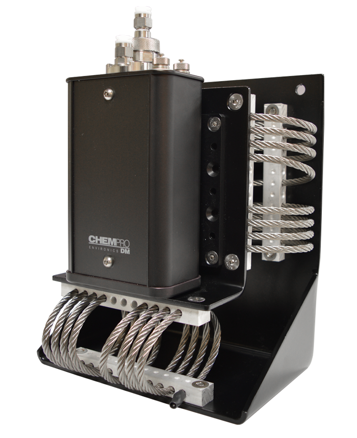 ChemProDM Chemical detector for mobile solutions