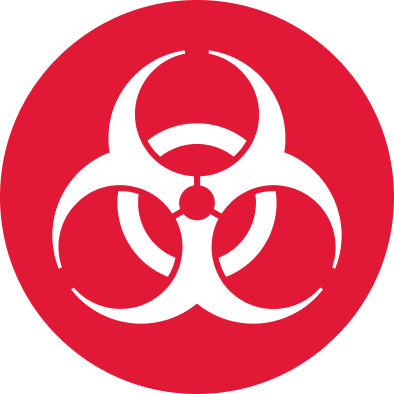 Biological Threat Symbol