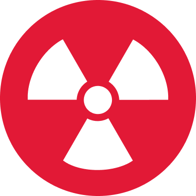 Radiological and Nuclear threats symbol