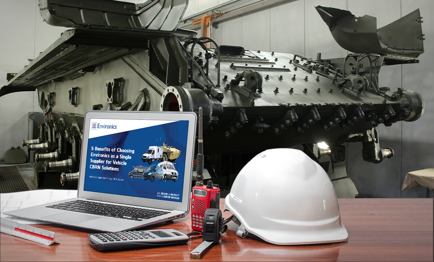 5 Benefits of Choosing Environics as a Single Supplier for Vehicle CBRN Solutions