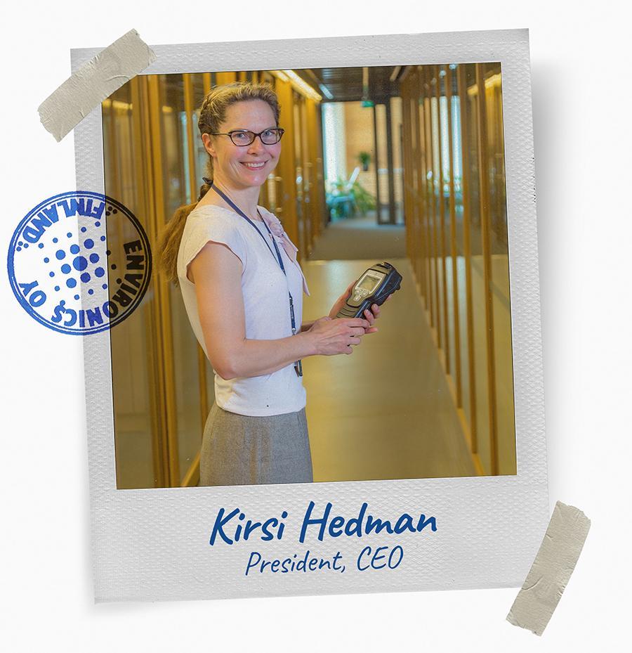 Environics-Team - Kirsi Hedman