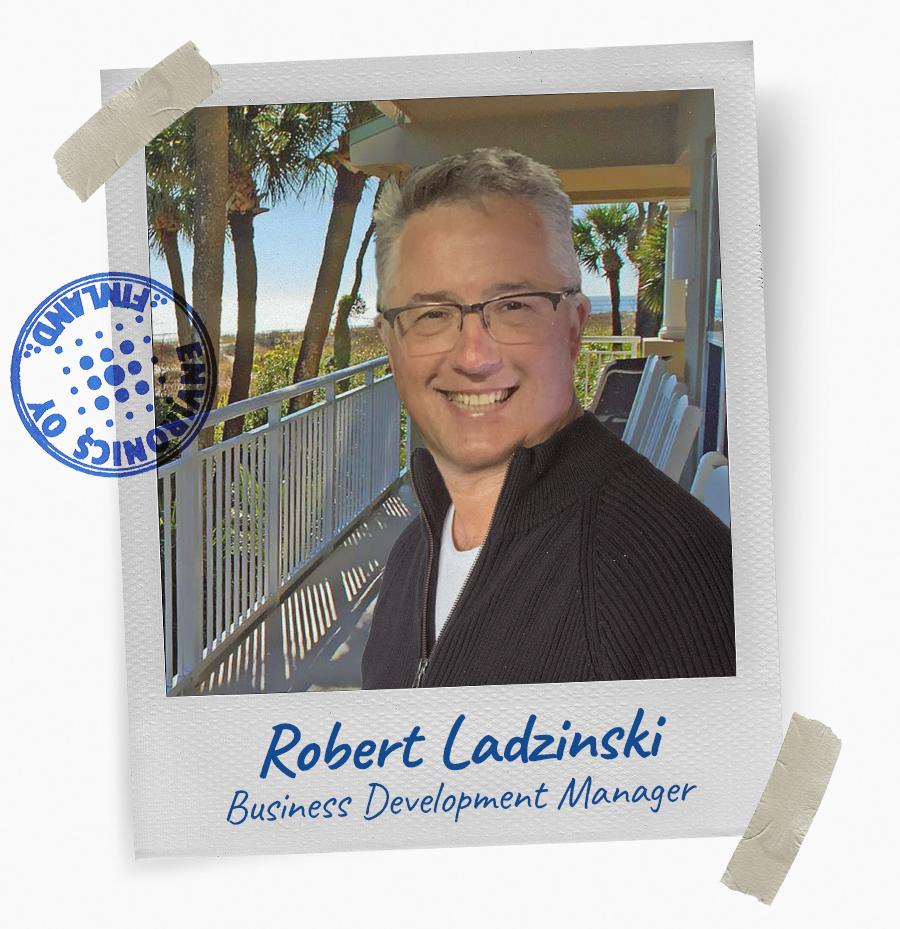 Robert Ladzinski - Environics Team
