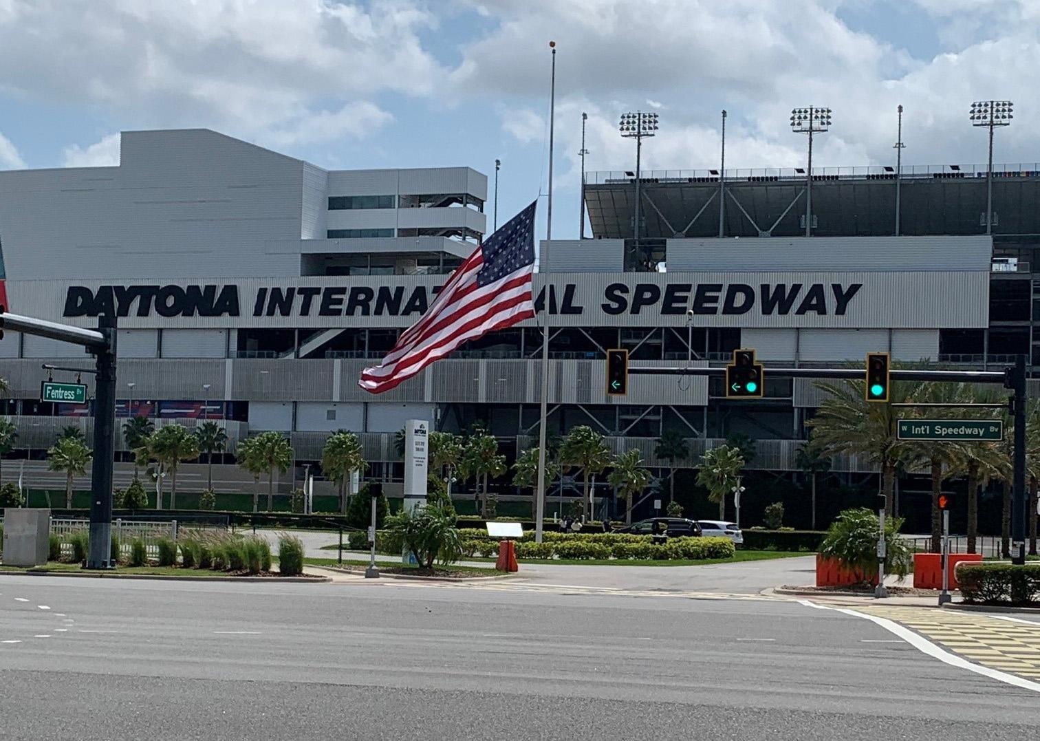Environics office in Florida, USA, near Daytona international speedway