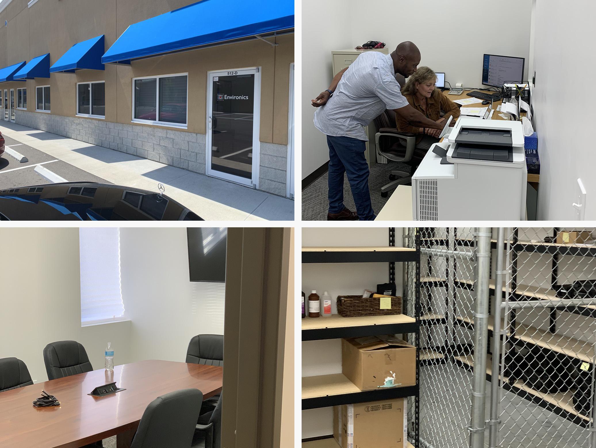 Environics office in Florida, USA
