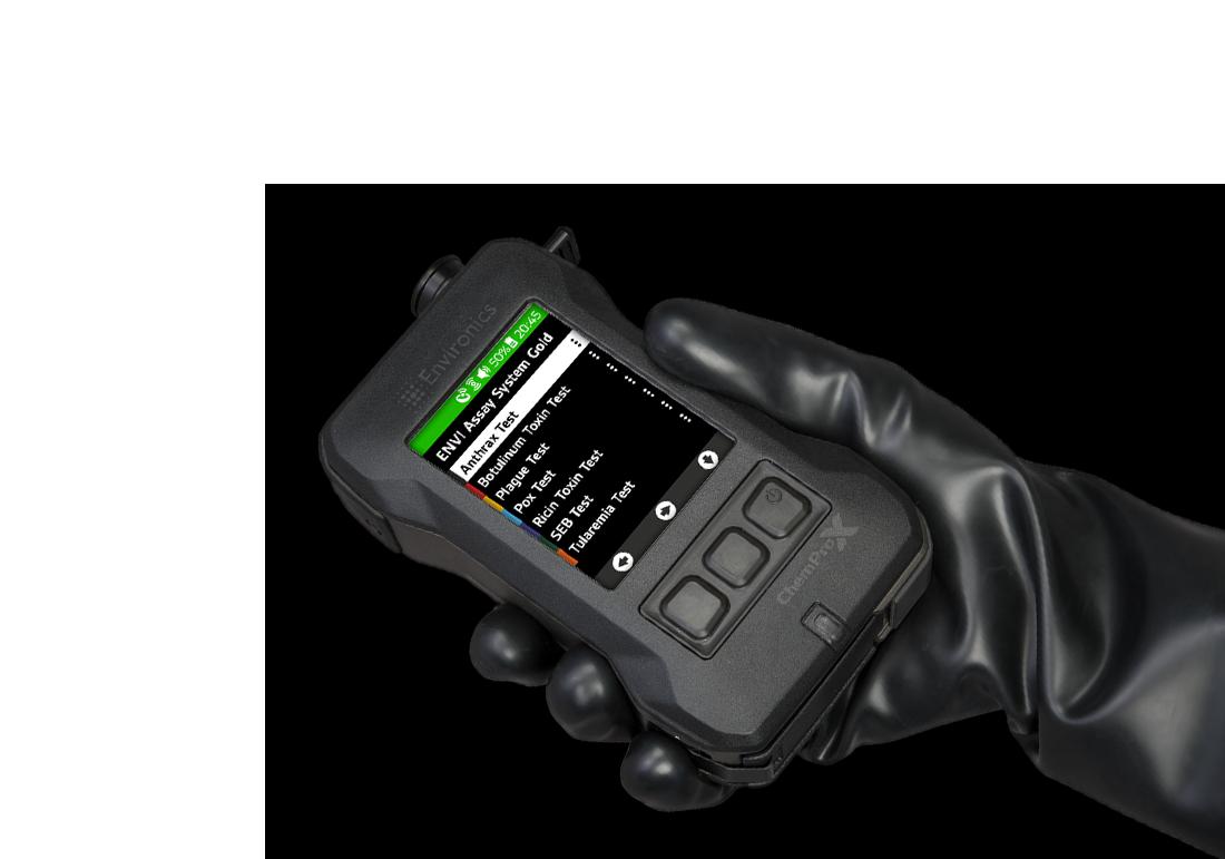 ChemProX Bio-memo UI