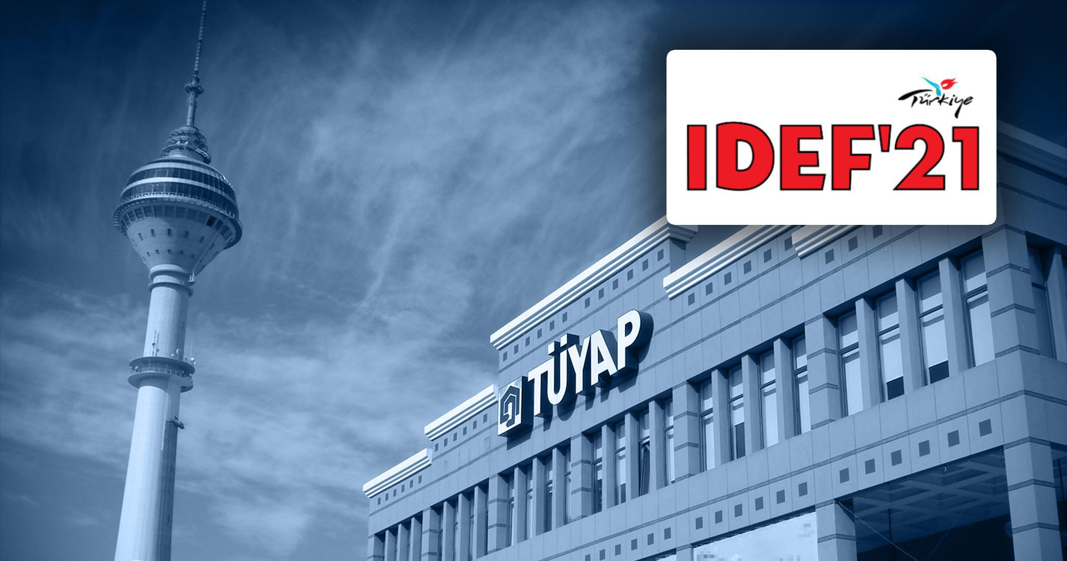 IDEF'21, 15th International Defence Industry Fair