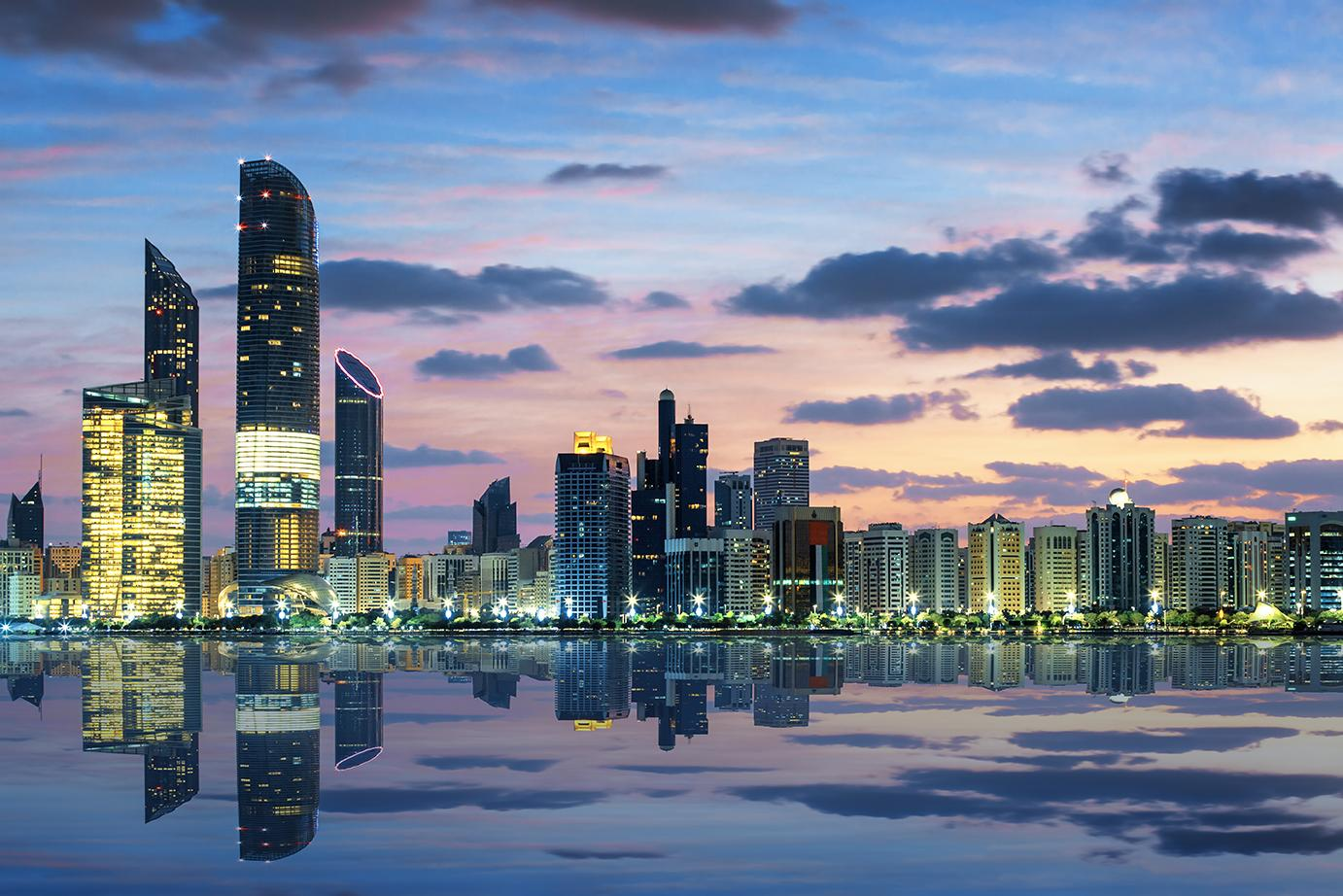 Environics opens a new office in Abu Dhabi, in October 2021.