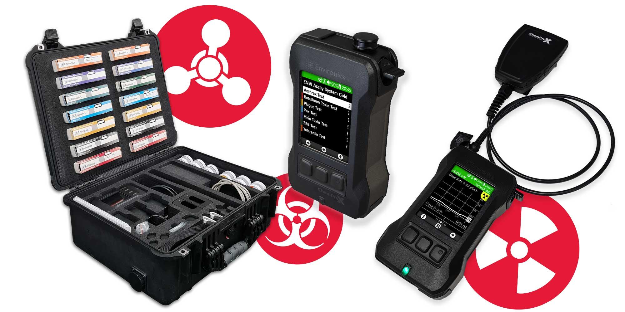 ChemProX CBRN Kit.